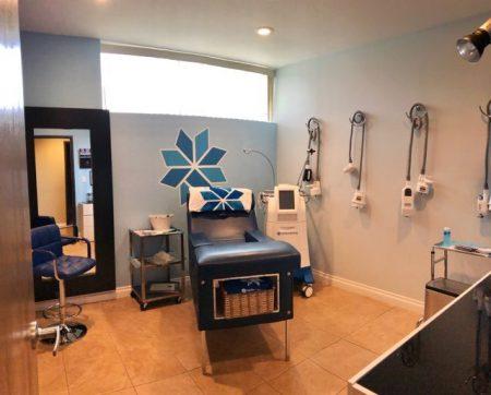 CoolSculpting Treatment Room